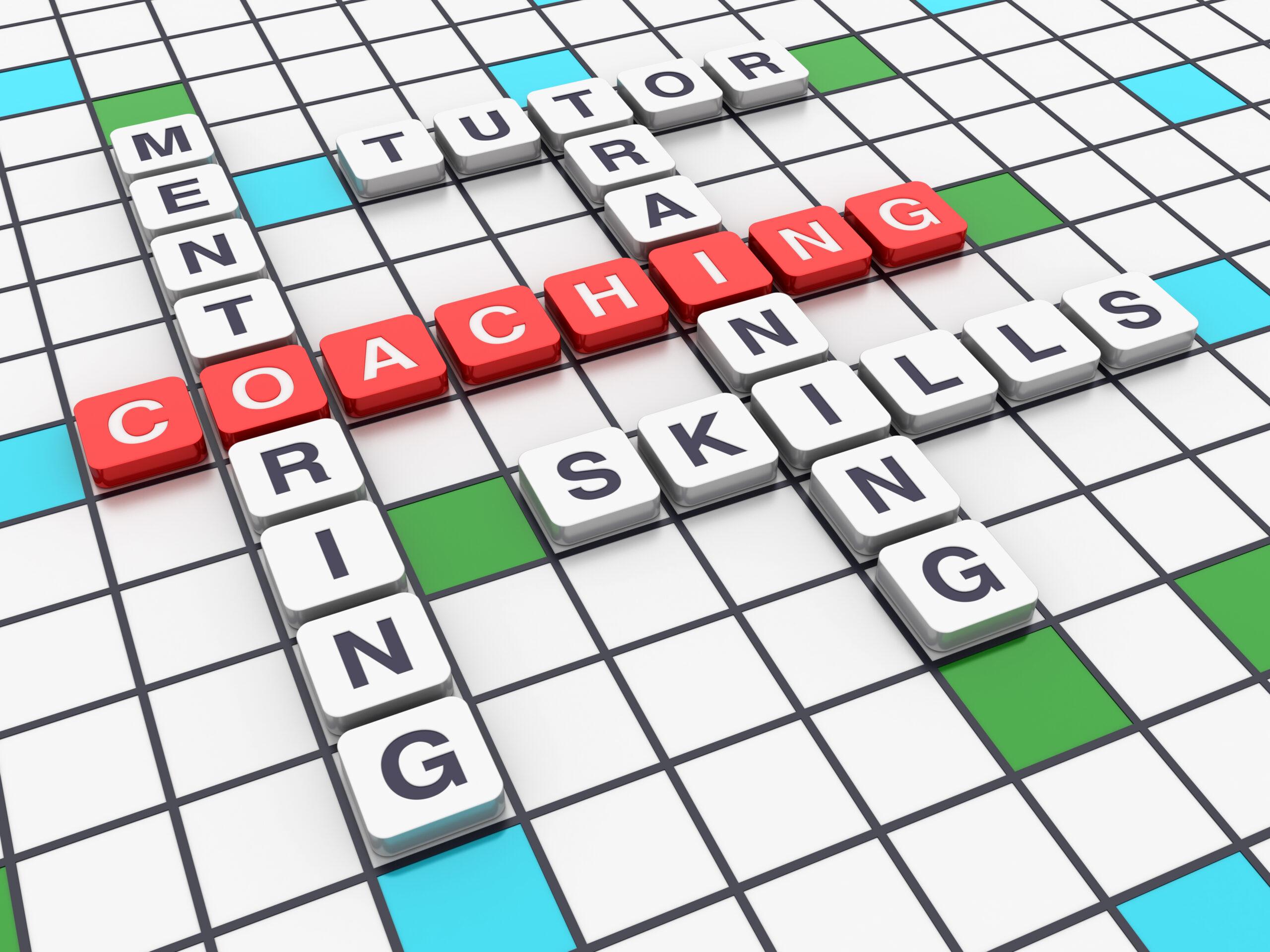 Crossword Series - COACHING