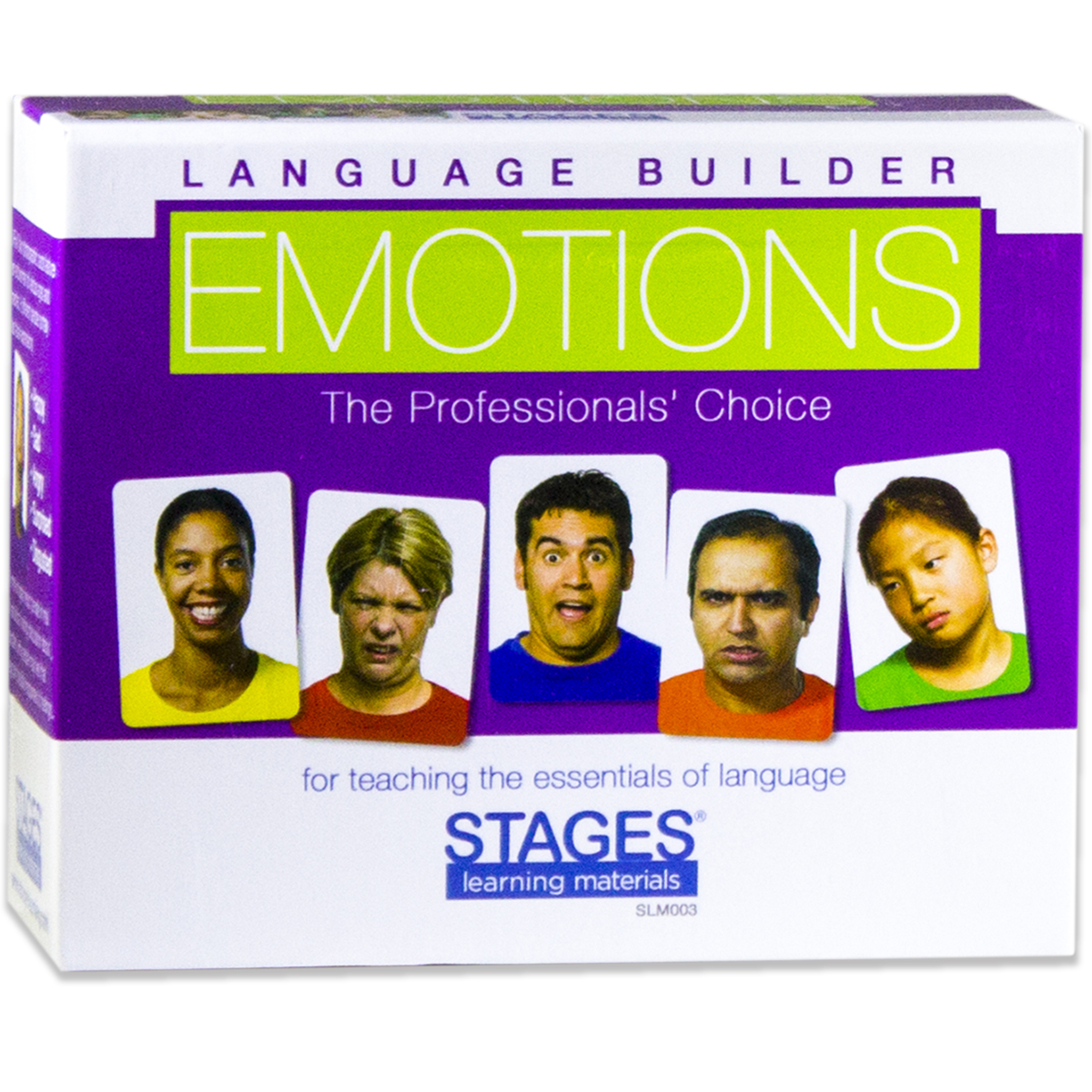 Picture of Language Builder Emotion Cards