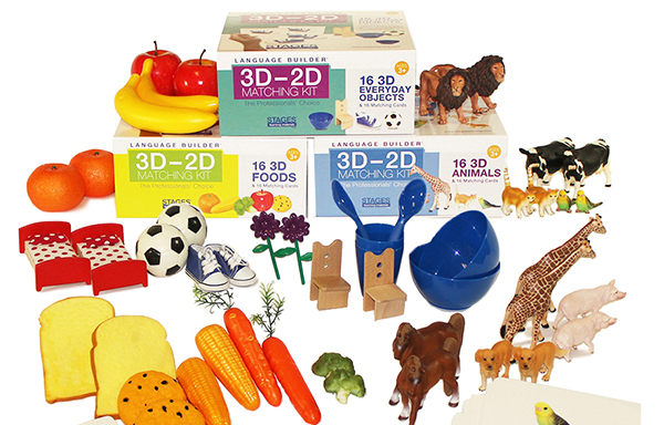 Stages 3D-2D Matching Kits